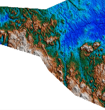 Geophysical Surveys EvaluationModell