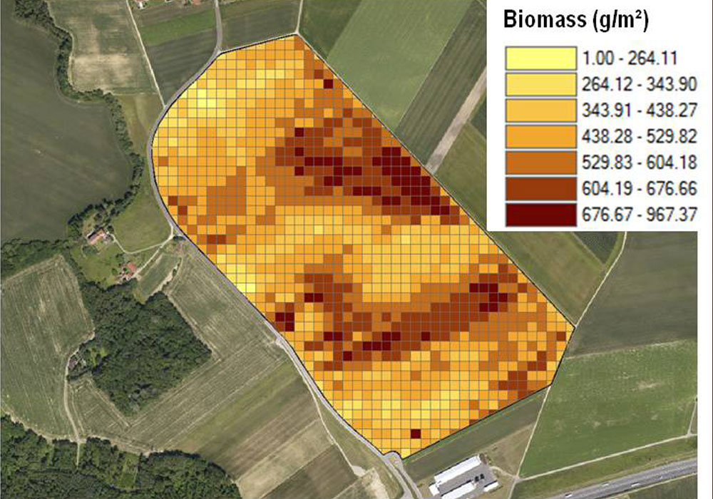 Precision Farming Biomass