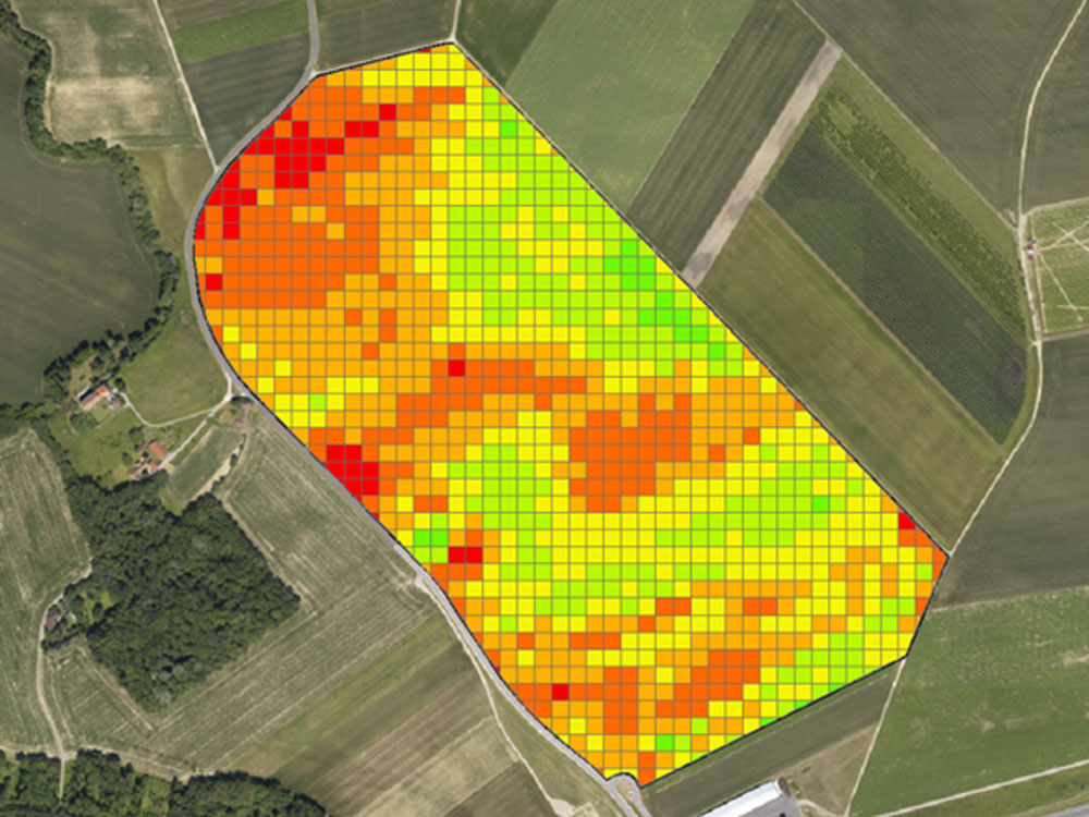 References precision farming Ceres