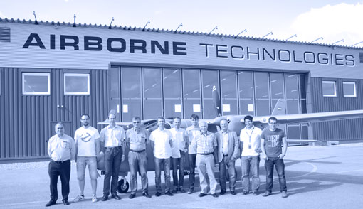 Airborne Technologies News
